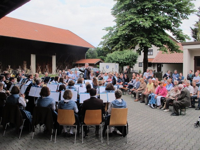 Serenade in Perlach